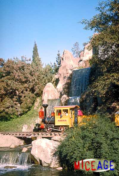 1969 Mine Train Through Nature's Wonderland