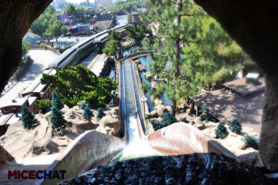 Timber Mountain Log Ride, Knott's Berry Farm