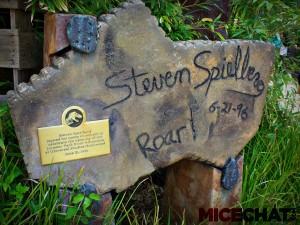 Steven Spielberg signature