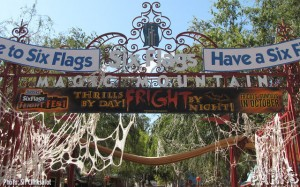 Fright Fest Entrance