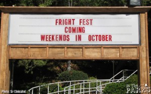Fright Fest Coming!