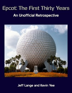 An unofficial book celebrating Epcot's 30th anniversary
