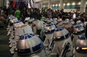 Will the real Artoo please stand up - please stand up - please stand up