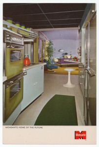 Monsanto Home of the Future Kitchen