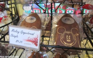 Mickey Gingerbread Shingle – $9.25