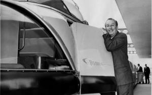 Walt w monorail