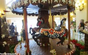 Carousel Horse: Patriot