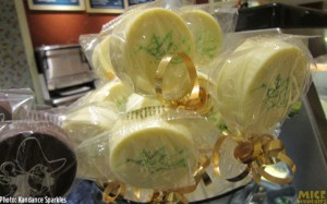 Mickey Butter Cookie – $7.00