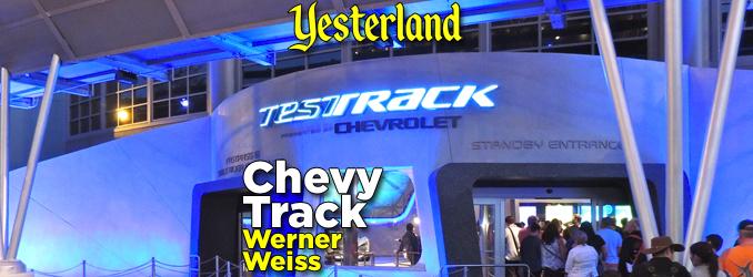 Yesterland - Chevy Track - Werner Weiss