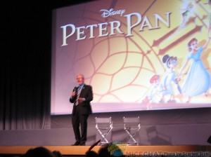 Leonard Maltin on Stage