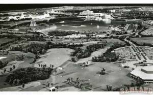 Model-of-Walt-Disney-World