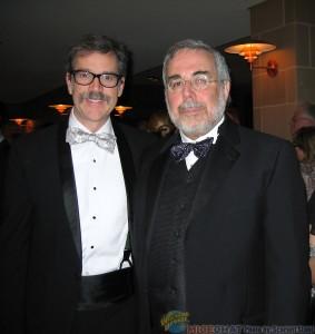 Guest with Leonard Maltin