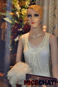 Elias & Co. window mannequin