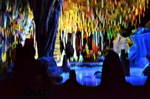Calico Rainbow Cave