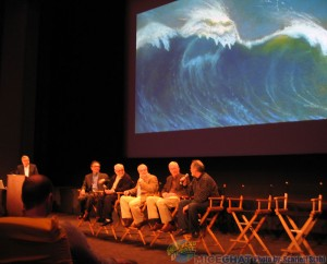 "Animation Panel with Scene from ""Rescuers Down Under"""