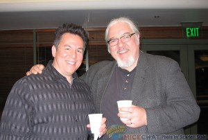 David Derks and Tom Sito (both Board members of ASIFA-Hollywood)