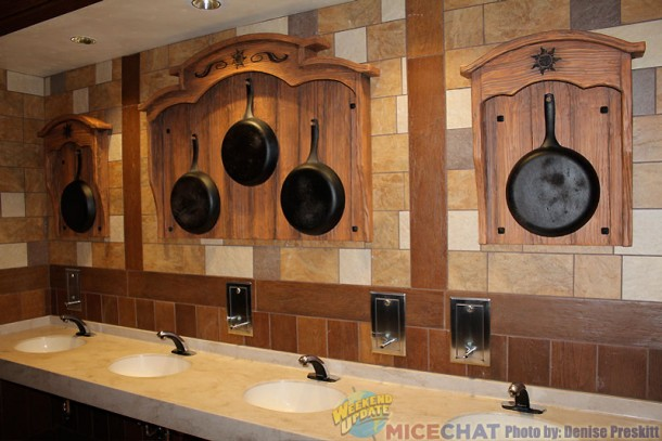 Walt Disney World Unveils Tangled Toilets In Magic Kingdom