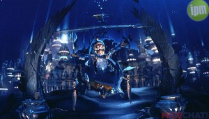 Atlantis: Race for Atlantis: The IMAX 3D Ride