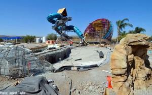 Construction Central: Aquatica California