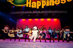 Happiness is...Snoopy returns for a second season this year!