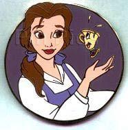 PinPics#32846 Princess Friends (Belle) 2004