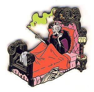 PinPics#45198 Cruella De Vil (Jumbo) 2006