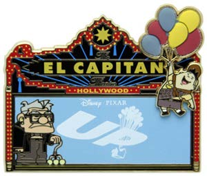 PinPics#70345 El Capitan Marquee: Up