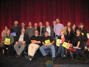 Cast Reunion of Roger Rabbit