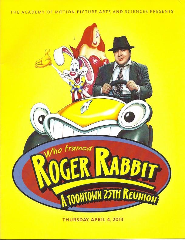 who framed roger rabbit essay