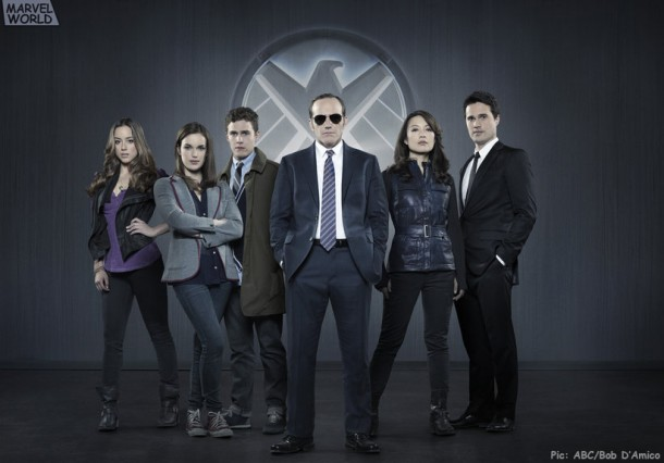SHIELD Team Publicity Shot