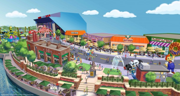 Springfield Comes to Universal Orlando this Summer copy