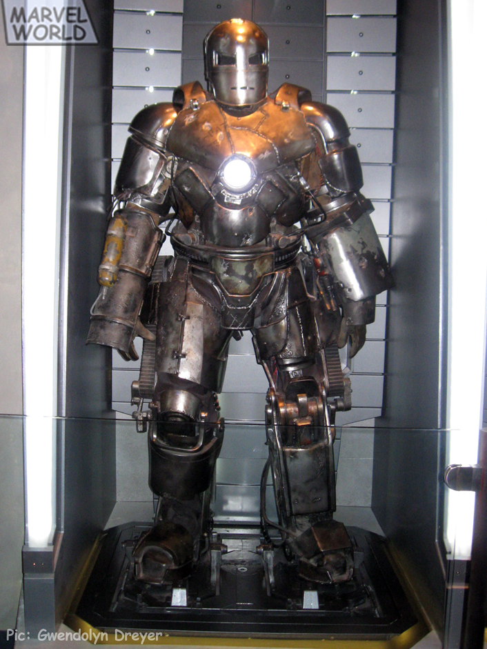 The gallery for --> Iron Man Suit Mark 1