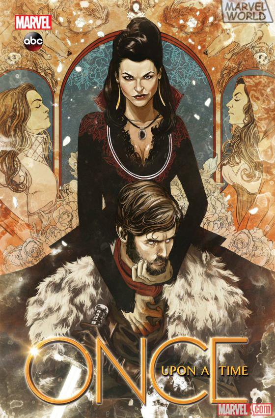Once Upon a Time Cover
