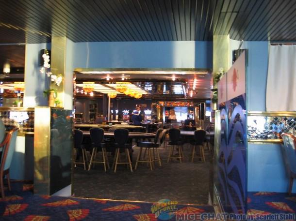 Gambling area