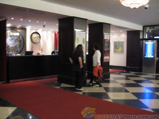 Sokos Hotel Vasilievsky Lobby