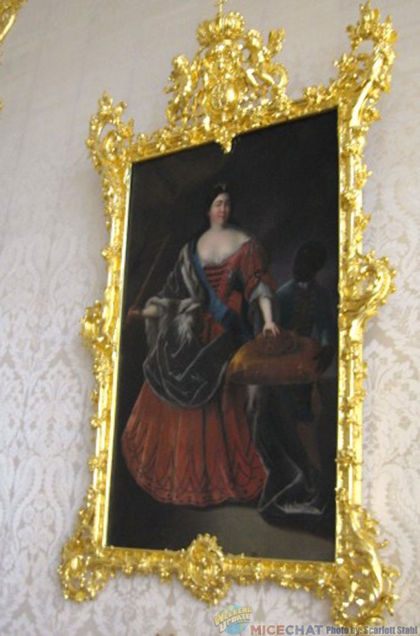 Empress Catherine I