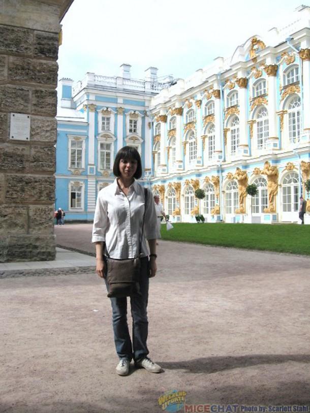 Our guide Katya