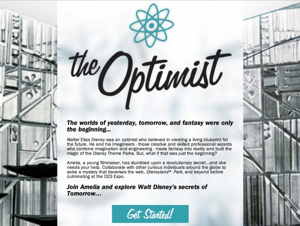 The Optimist - Our Tomorrowland Adventure Began Here