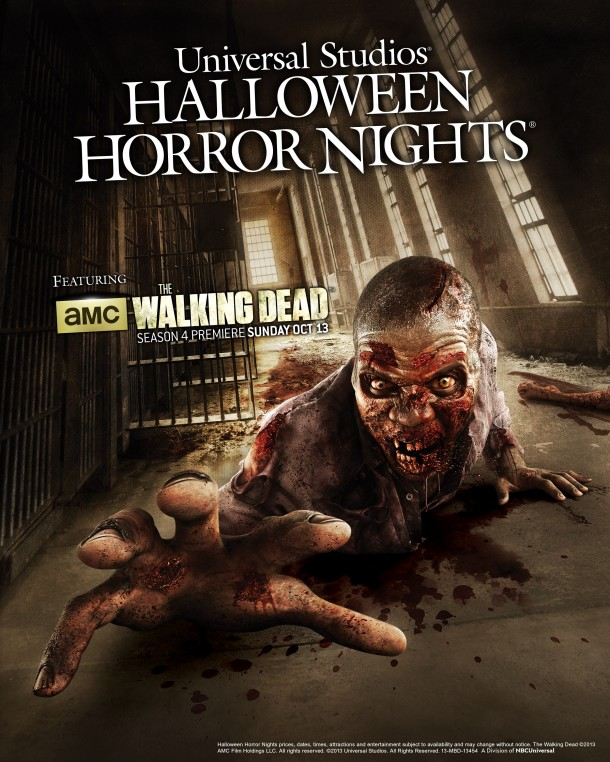 Beginning September 20, AMCÕs ÒThe Walking DeadÓ will come to life at Universal Studios Hollywood and Universal Orlando ResortÕs Halloween Horror Nights events with all-new terrifying mazes inspired by Season 3 of the critically-acclaimed, award-winning television series.