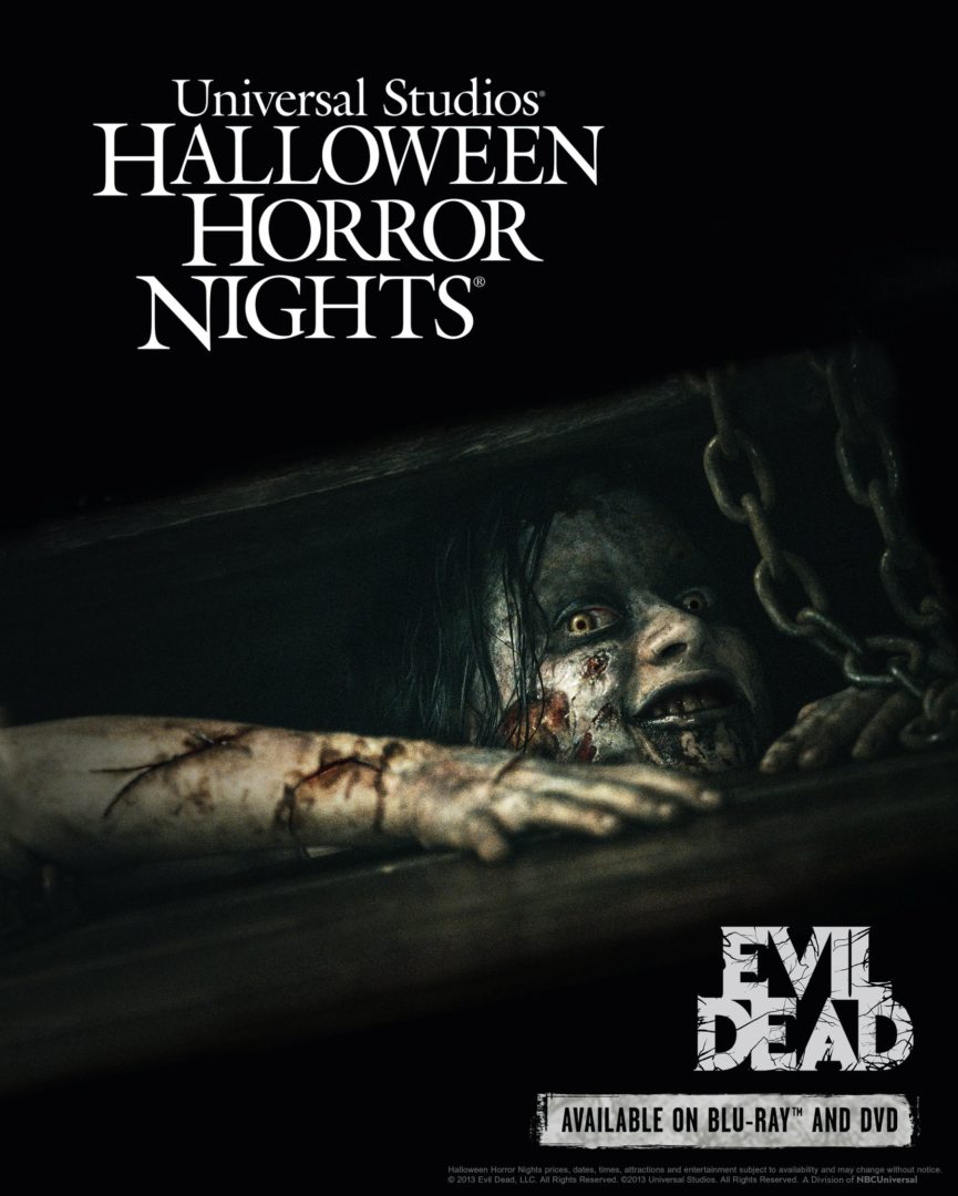 a sneak peek at halloween horror nights universal orlando resort 04 evil dead at hhn