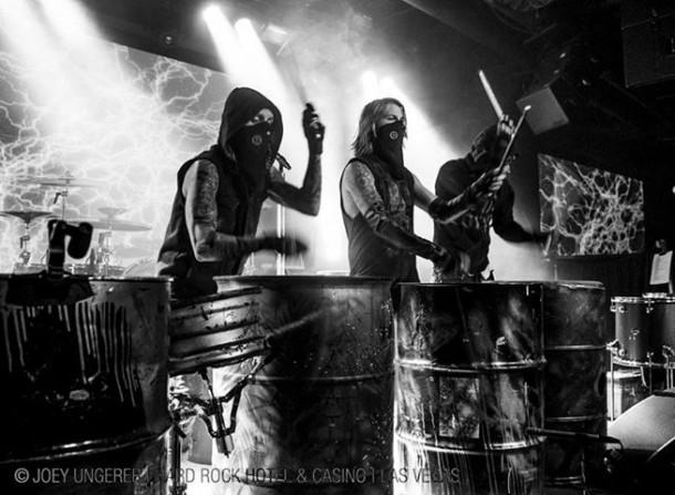 Street Drum Corps Lost Vegas
