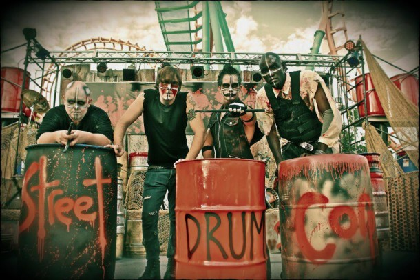 Blood Drums at Carowinds