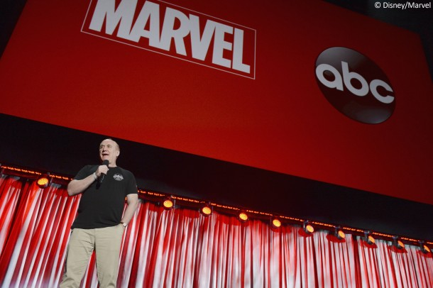 JEPH LOEB (EXECUTIVE VICE PRESIDENT, TELEVISION, MARVEL ENTERTAINMENT)