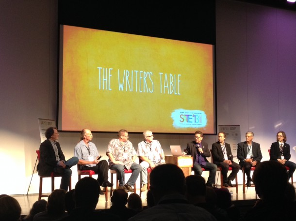 The Writers Table
