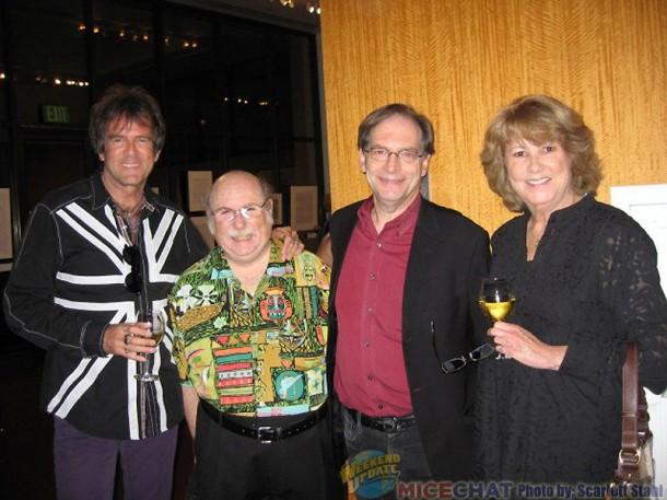 Rick Farmiloe, Eric Goldberg, Jerry Beck, Sandi Selditz
