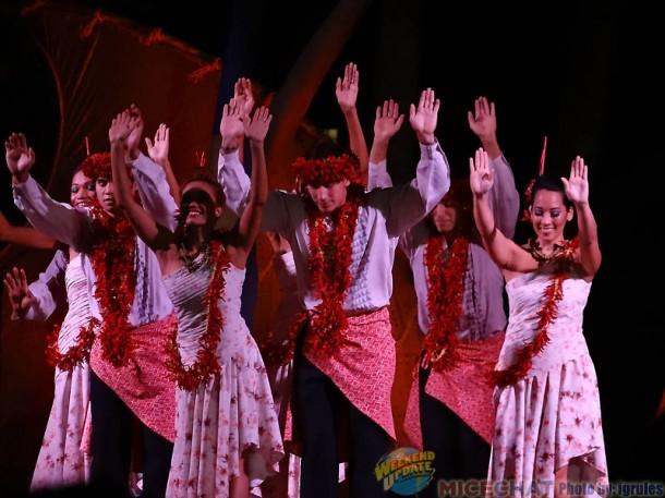 Starlit Hue performers