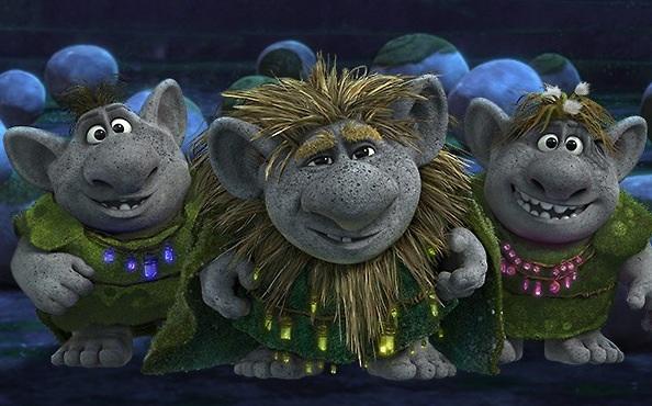 Disney Frozen Trolls