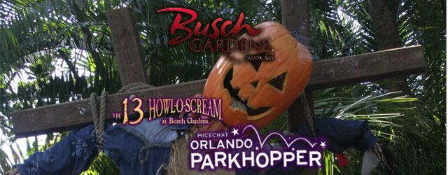 Busch Gardens Tampa Is Ready For Halloween!