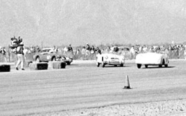 Old Midget Car Races From Gilmore Stadium