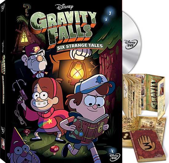 GravityFalls_SixStrangeTales